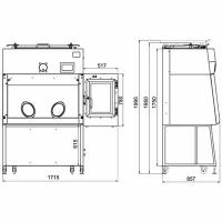 Изоляторы отрицательного давления БАВп-01-«Ламинар-С.»-1,2 «ISOLATOR»